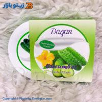 کرم پر کننده پوست حاوی عصاره خیار داکان - زینو بازار ZinoBazar