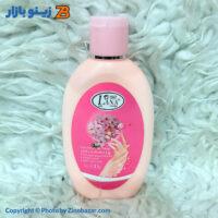 کرم مرطوب کننده پوست دست شکوفه گیلاس معطر لانا - زینو بازار ZinoBazar