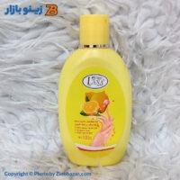 کرم مرطوب کننده پوست دست لیمو معطر لانا - زینو بازار ZinoBazar
