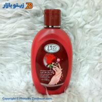 کرم مرطوب کننده پوست دست گل رز معطر لانا - زینو بازار ZinoBazar