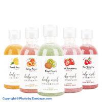 اسکراب شستشوی بدن میوه ای پیبامی - زینو بازار ZinoBazar