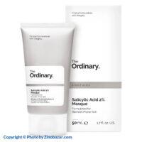 ماسک سالیسیلیک اسید ۲% ضدلک، شفاف کننده، لایه بردار اوردینری - زینو بازار ZinoBazar