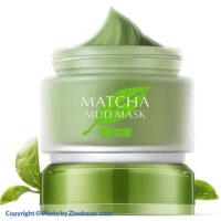 ماسک لجن صورت چای سبز ماتچا لایکو - زینو بازار ZinoBazar
