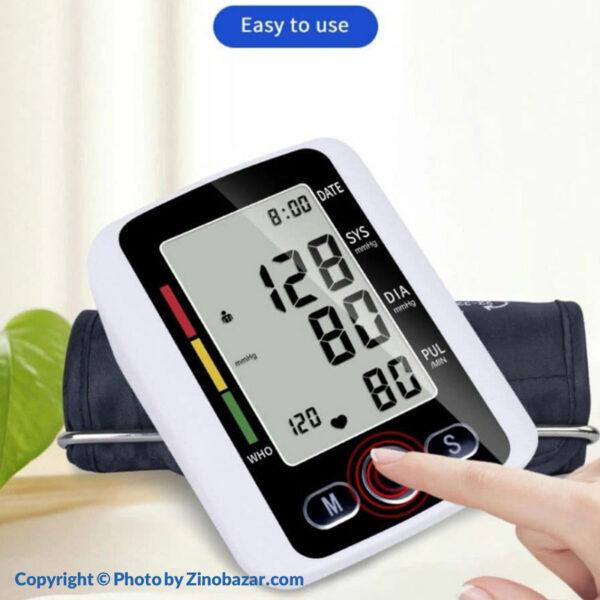فشار سنج هوشمند مانیتوری الکترونیکی با عملکرد صوتی تدا - زینو بازار ZinoBazar