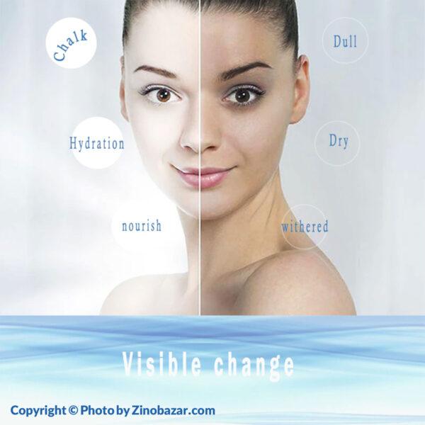 کرم سفید کننده صورت و بدن وکالی - زینو بازار ZinoBazar