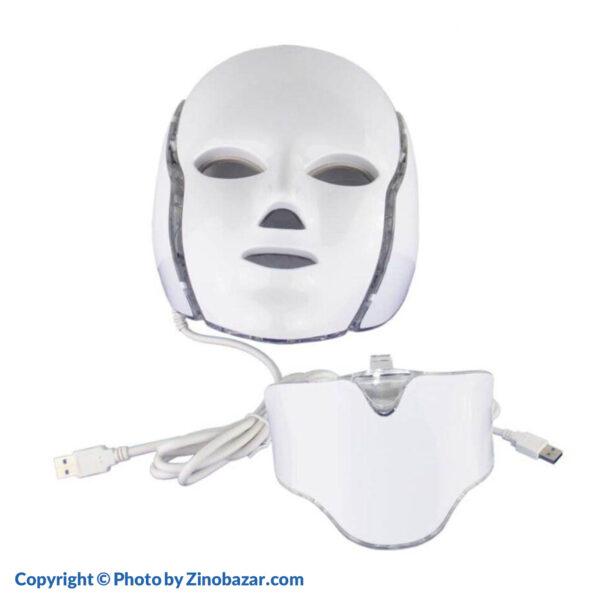 ماسک نقابی ال ای دی هایکو